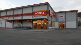 Kompakt Příbram - Obchodní centrum Norma, Rožmitál pod Třemšínem