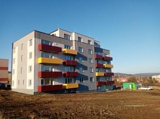 Kompakt Příbram - Bytový dům Výhledy Jince