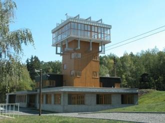 Kompakt Příbram - Rekonstrukce areálu budovaného památníku Vojna