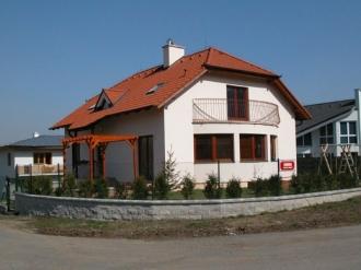 Rodinný dům na parc. č. 2220/12, Praha - Lipence -
