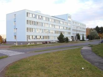 Kompakt Příbram - Oprava fasád III. polikliniky, Příbram