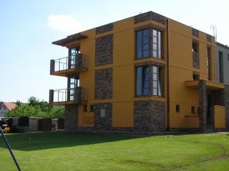 Kompakt Příbram - Stavební úpravy domu č. 111, Dubno