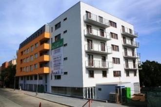 Kompakt Příbram - Bytový dům Bolívarova Praha 6
