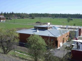Kompakt Příbram - Výrobní a administrativní centrum Joalis Stará Huť