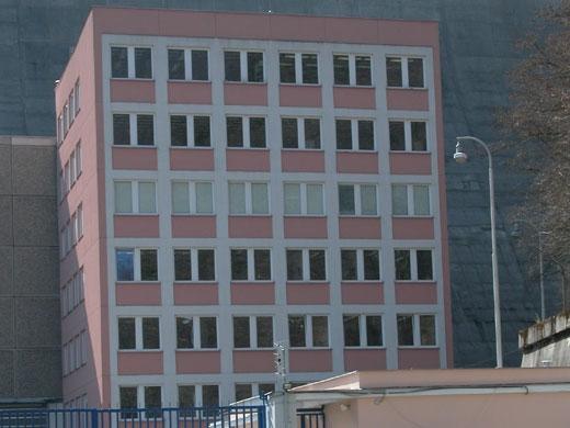 Oprava administrativní budovy
